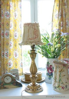 English Country Cottage | The Cottage Window in May