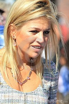 Princess Maxima Zorreguieta by Bob Suir, via Dreamstime