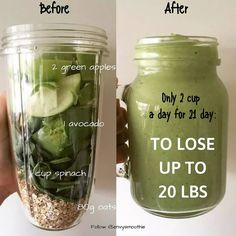 Green Smoothie Cleanse, Juice Smoothie, Smoothie Drinks, Smoothie Bowl, Detox Drinks, Best Smoothie Recipes, Good Smoothies, Shake Recipes, Healthy Juices