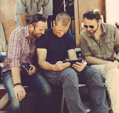 Hope all you StrikeBack fans enjoy our final mission. This seasons for sticking with us! Enjoy. #whosgonnamakeit?