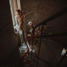 Magical Portraits of Ukrainian Photographer Anita Anti