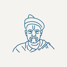 "Bal Gangadhar Tilak popularly known as Lokmanya Tilak was an Indian nationalist, teacher, social reformer, lawyer and an independence activist. He was the first leader of the Indian Independence Movement. The British colonial authorities called him ""Father of the Indian unrest."" 🇮🇳🎉 