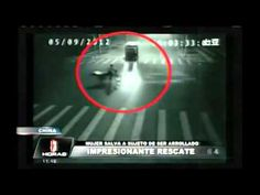 CCTV captures an 'angel' saving a man from collision. Paranormal Videos, Goku, Ghost Videos, China, Youtube, Music, Ghosts, Spaces, Pray