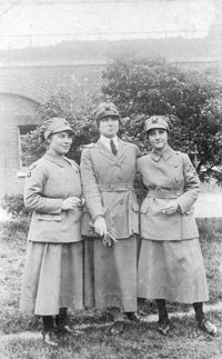 Women's Royal Air Force (WRAF) 1918 - 1920   Women of the Air Force   Online Exhibitions   Exhibitions & Displays   Research   RAF Museum