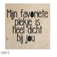 Houtprint - Zoedt