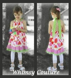 If you have a basic PILLOWCASE DRESS sewing pattern you can use this tutorial to make adorable halters!! Grabthe free halter conversion tutorialhere! Related Posts Free Utility Apron Sewing Pattern By Ann Kelle Free Kids Apron Sewing Pattern Free Tutorial – Adding Casing For Elasticized Ribbon Free American Doll Gnome Hat Template Free Sewing Tutorial …