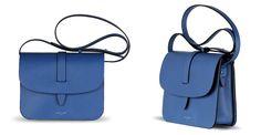 5 compartment Sage Femme Crossbody bag