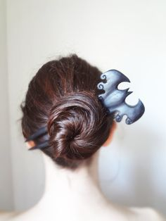 Bats in my hair...