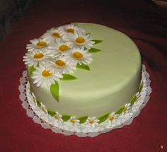 T O R T Á K Cake Decorating, Decorated Cakes, Food, Birthday Cakes, Outdoor Kitchens, Fondant Cakes, Pies, Recipes, Ideas