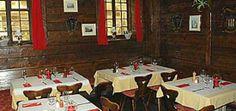 Restaurant Whymper-Stube. Fondue restaurant in Zermatt. Bahnhofstrasse 80, Zermatt.