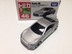 Toyota 86 tomica