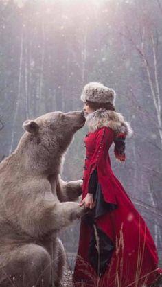 Il mio orso...