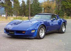 1981 Corvette. www.jeffreymarkell.com #corvette #gmsbestcar #homeloanjeff