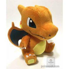 Pokemon 2016 Banpresto UFO Game Catcher Prize Charizard DX Plush Toy