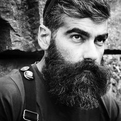 Daily Dose of Awesome Beard Style Ideas From Beardoholic.com #MensFashionBeard