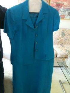 Sam's mother's dress.
