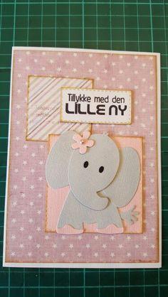Baby kort / baby card