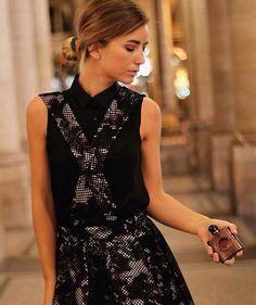 Mangano long dress