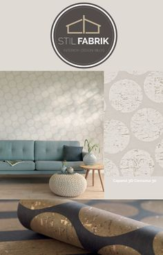 Rasch Textil Sahara 100626 Blau Grau Silber Gold Ornament Muster  Vliestapete Wohnzimmer Schlafzimmer Stil Fabrik Christoph Baum | Pinterest  | Boden