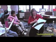 Multi-sensory storytelling for people with developmental disabilities