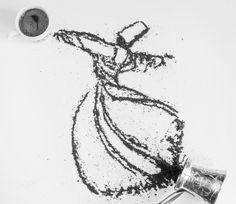 Coffee Dervish by Véronique Bezuglaya - Photo 147471379 - 500px.  (Do not rest until you turn your dreams into moments. ~ Mevlana)  #500px #blackandwhite #siyahbeyaz #coffee #cup #turkishcoffee #kahve #art #türkiye #türkkahvesi #travel #turkey #sufi #mevlana #dervish #rumi #sözler #anlamlısözler #güzelsözler #quote #quotes #wisequotes #wisewords #augsburg #münchen #munich #stuttgart #istanbul #ankara #izmir
