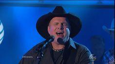 Garth Brooks Mom on Jimmy Kimmel Live 2014
