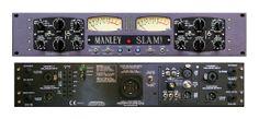 MANLEY SLAM! - Stereo Limite, Mic Preamplifier & D.I.