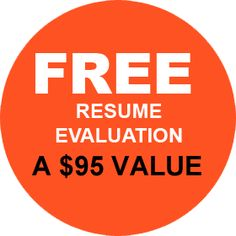 free resume evaluation upload your resume to our website and write us a note - Free Resume Evaluation