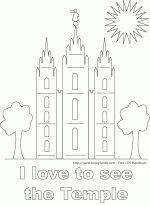 Mormon share president monson coloring sheet lds primary for President monson coloring page