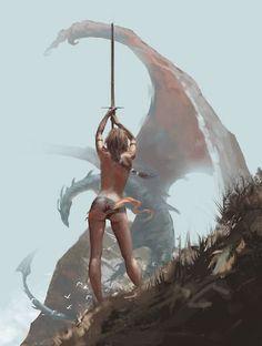 Dragon's Den by David Seguin