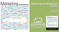 Marketing an Introduction 12th Edition PDF Free Download by Gary Armstrong and…
