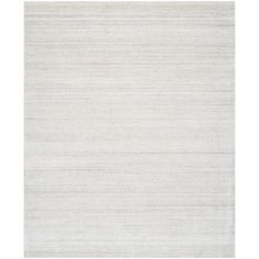 Shop for Safavieh Hand-Knotted Mirage Modern Silver Wool Rug (8' x 10'). Get free shipping at Overstock.com - Your Online Home Decor Outlet Store! Get 5% in rewards with Club O! - 19447862