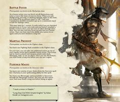 Micro-Class Feats: Barbarian, Fighter, and Sorcerer! Dungeons And Dragons Rules, Dungeons And Dragons Characters, Dungeons And Dragons Homebrew, Dnd Characters, Writing Characters, Fantasy Characters, Dnd Feats, Dnd Races, Dnd Classes