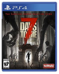 Discounted 7 Days to Die - PlayStation 4