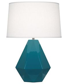 Go bright for Cinco de Mayo! Robert Abbey Table Lamp BUY NOW!