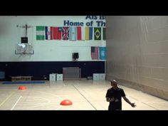 basketball proprioception 2 - YouTube