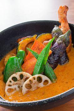Soup Curry Recipe