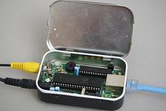 A Whole Computer Inside an Altoids Tin (Video) :    TreeHugger