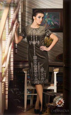 Gallery.ru / Фото #20 - Українська вишивка. Сучасний вишитий одяг. - Markira