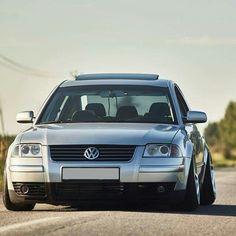 Volkswagen Passat b5.5 limo slammed