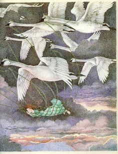 The Wild Swans by Susan Jeffers