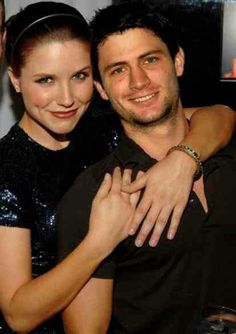 Sophia Bush and James Lafferty...sooo cute together- this was her best co-star coupling