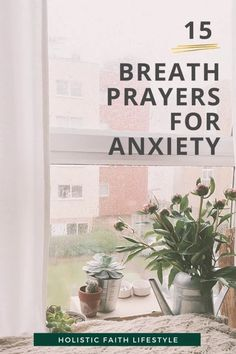 Learn what breath prayers are and check out the scriptures used in these great examples! 15 strong breath prayers to keep anxiety at bay. #holisticfaithlifestyle #breathprayer #breathprayers #breathprayersforanxiety #prayersforanxiety #christianmeditationforanxiety Prayer For Anxiety, Meditation For Anxiety, Prayer Topics, Christian Post, Christian Living, Affirmations For Anxiety, Christian Meditation, Short Prayers, Spiritual Formation