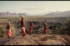 Before they pass away. amazing photos os remote tribes