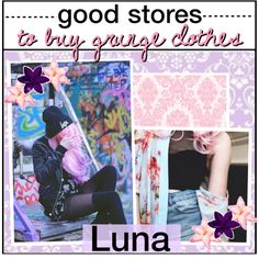 Good Stores To Buy Grunge Clothes