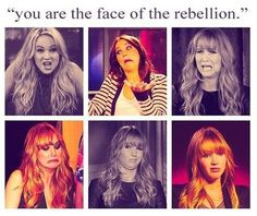 """hunger games, Jennifer Lawrence,  """"you are the face of the rebellion"""""""
