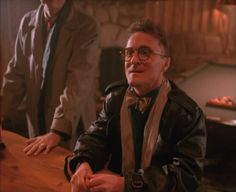 Jerry Horne at One Eyed Jacks in Twin Peaks