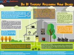 Trick or Treat Here is something that might interest you. I especially like the Frankenstein from door. How about you? Are you making any preparation for the Halloween?