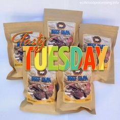 Happy Tasty Tuesday to all ! How's your day ?  BUY NOW ! for more info please visit us ec8kfoodprocessing.info  #Jerky #TastyTuesday #Ec8kfoodprocessing Beef Tapa, Snack Recipes, Snacks, Pop Tarts, Tuesday, Tasty, Diy, Food, Snack Mix Recipes