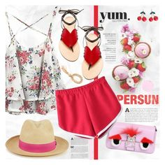 """""""Persun"""" by katjuncica ❤ liked on Polyvore"""